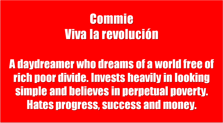 5 Commie