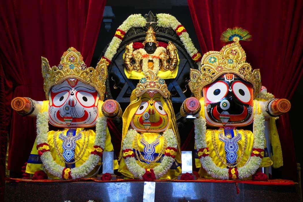 Jagannath Non-Hindus जगन्नाथ हिंदू