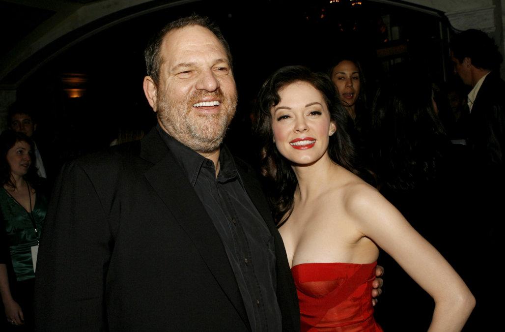Harvey Weinstein hollywood