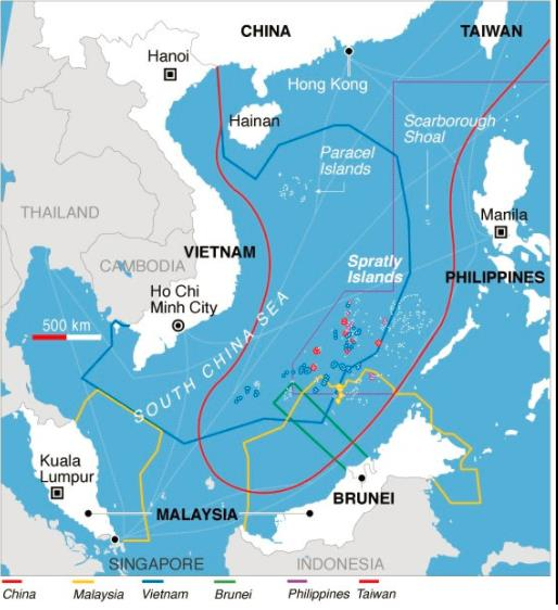 south china sea naval