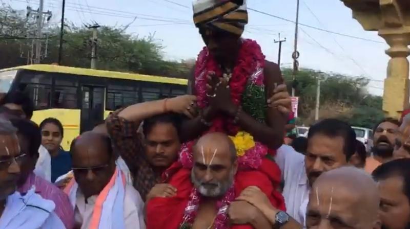 priest dalit