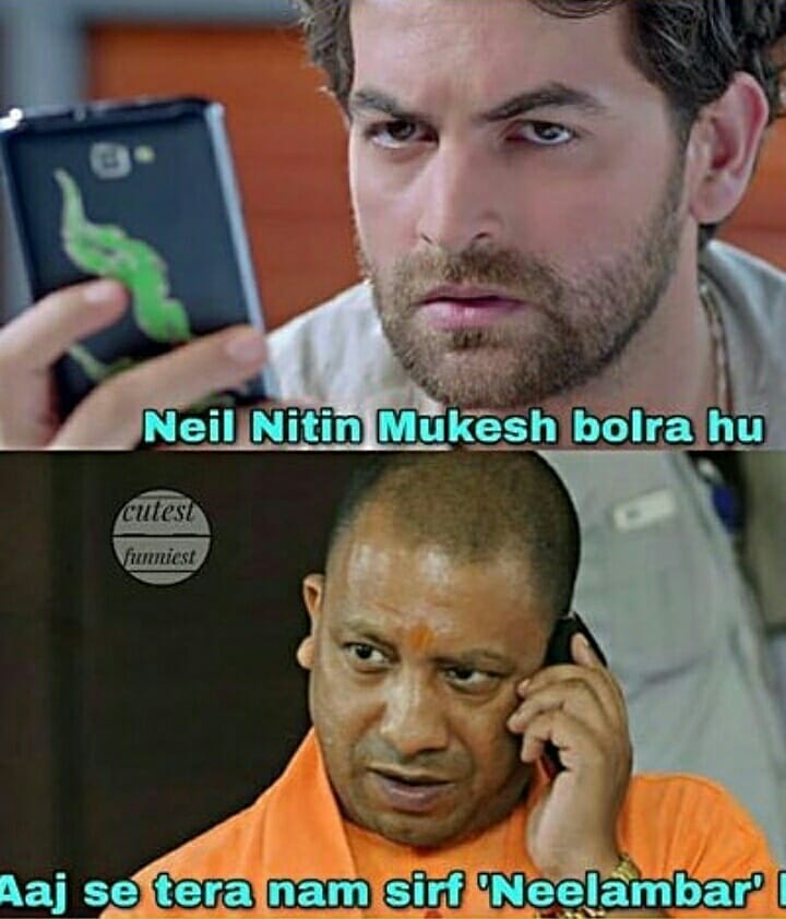 Yogi memes