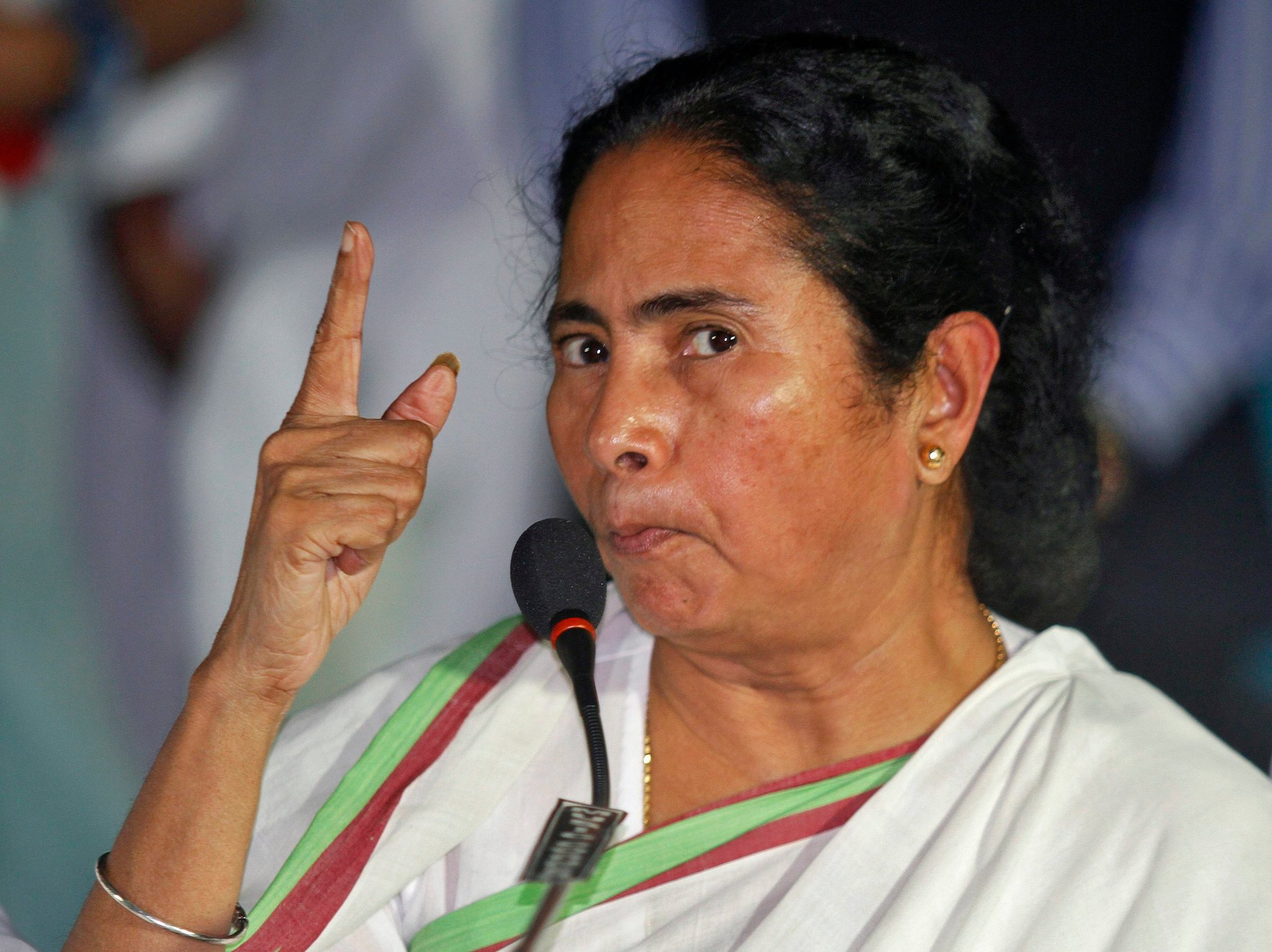 Mamata and the history of freedom of expression in West Bengal