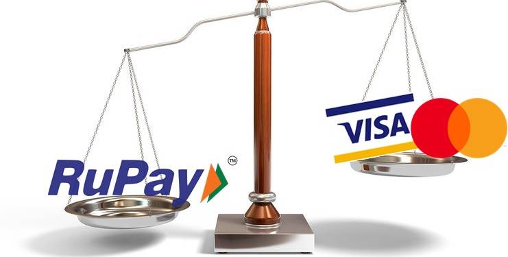 How Desi RuPay defeated the global giants Mastercard and