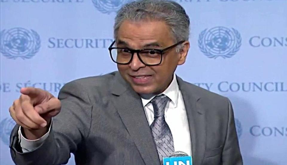 Slay it like Akbaruddin – India's permanent representative at the UN destroys Pakistan at his Press Conference