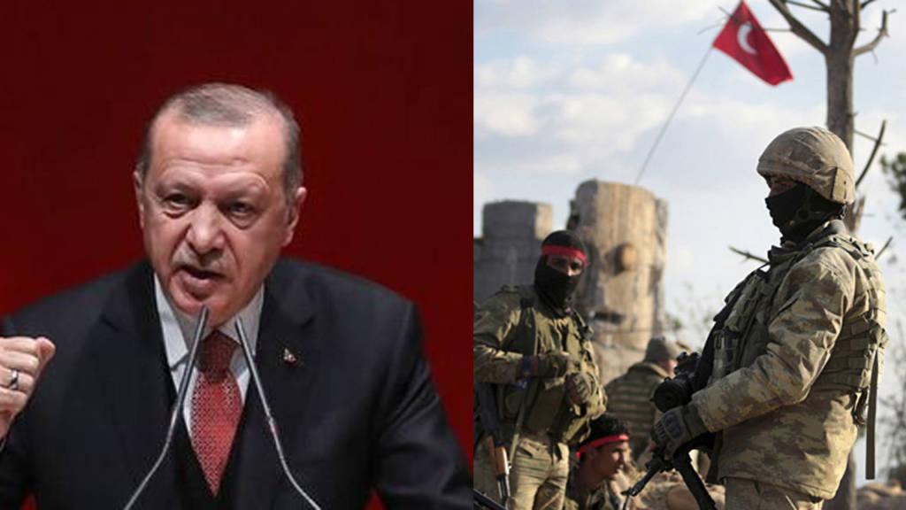 Turkey, Erdogan, Syria, War crimes