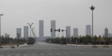china, Vietnam, India, ghost town