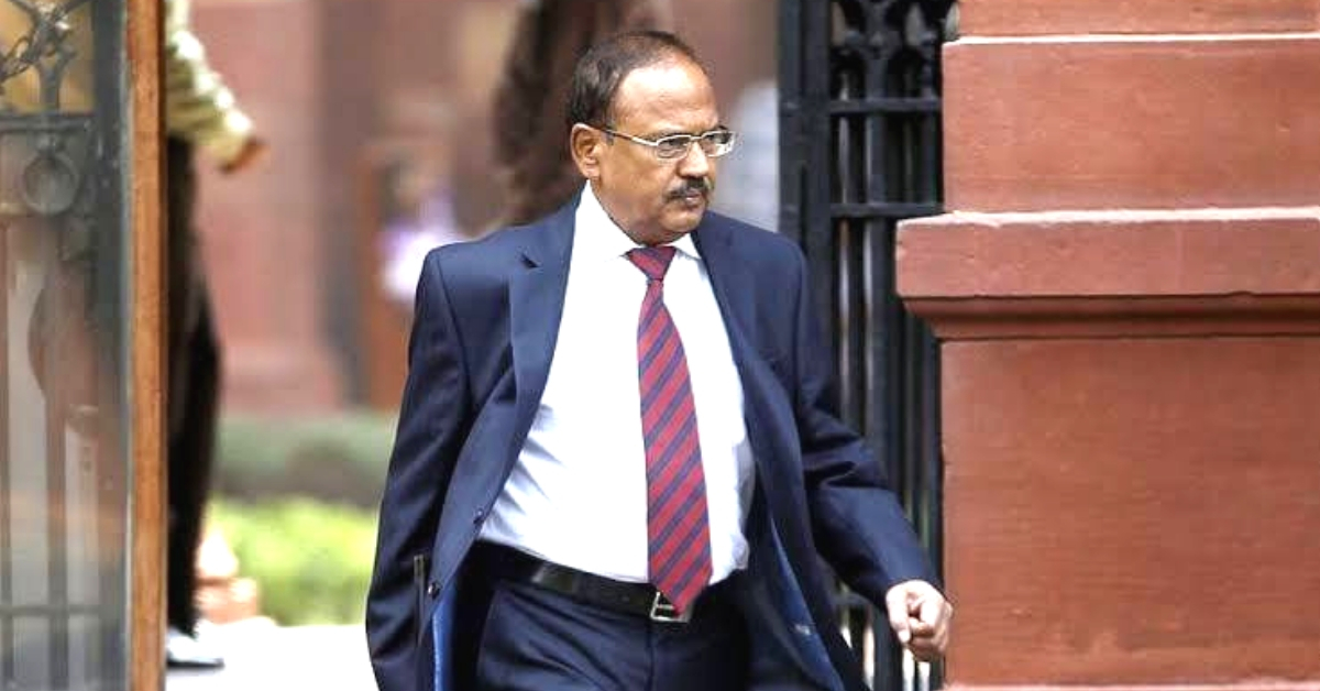 For de-escalation, PLA must pull back its troops,' Ajit Doval's message to  China was clear as they agreed to withdraw