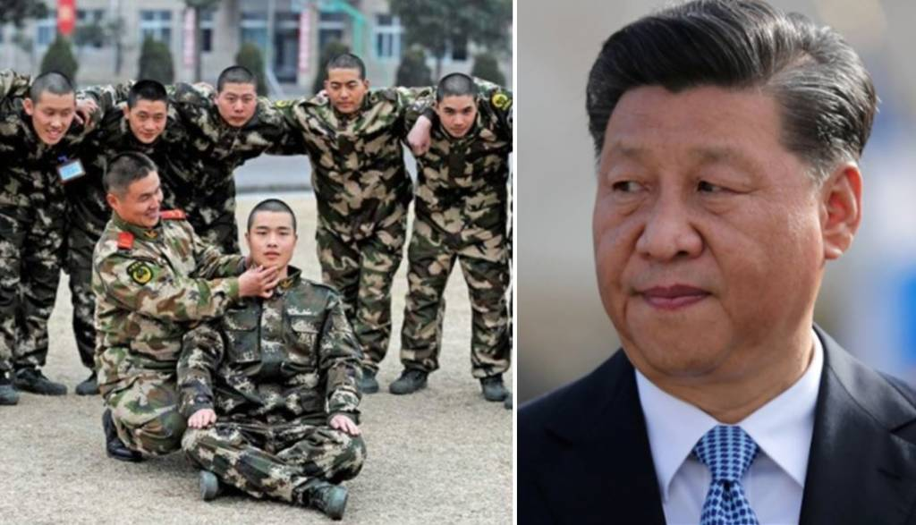 China, Chinese army, PLA, Wimps, One Child Policy, Little Emperors