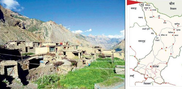 Rui Village, Gorkha, Nepal, Cihna, KP Sharma Oli, Xi Jinping, Narendra Modi, India, Limpiyadhura, Kalapani, Lipulekh
