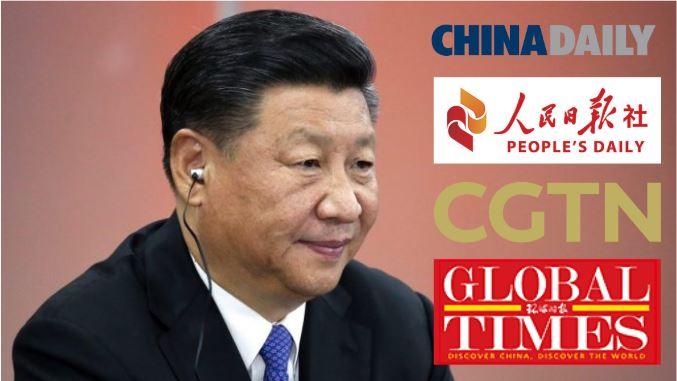 china india chinese media border meeting meet