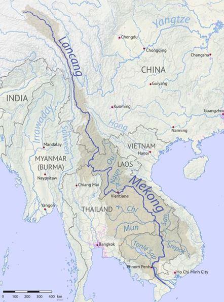 Mekong, china,