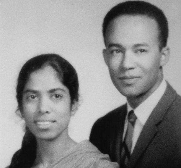 Kamala Harris, Parents, shyamala gopalan,