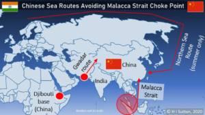 China, Malacca Strait