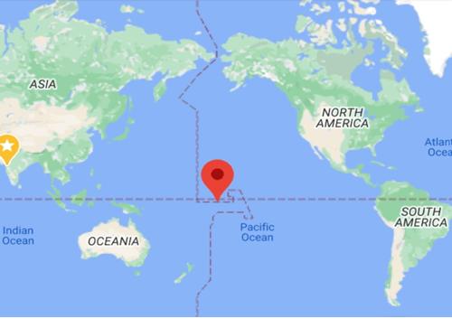 QUAD, China, Taiwan, Pacific islands