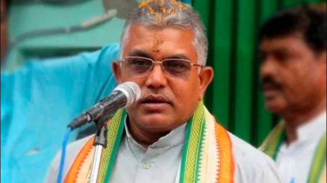 Dilip Ghosh, West Bengal