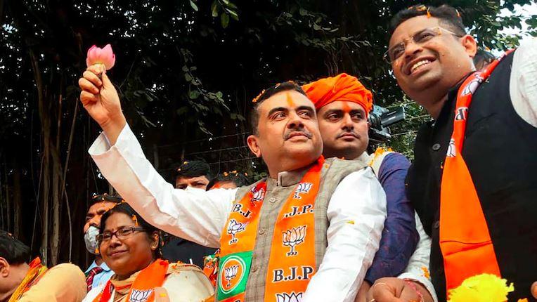 Suvendu Adhikari, BJP, West Bengal