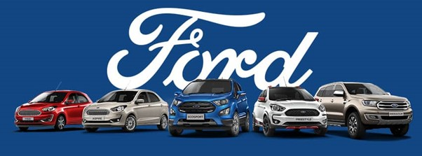 Ford's, India, Europe, China